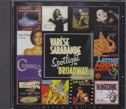 Varese Sarbande Spotlight On Broadway