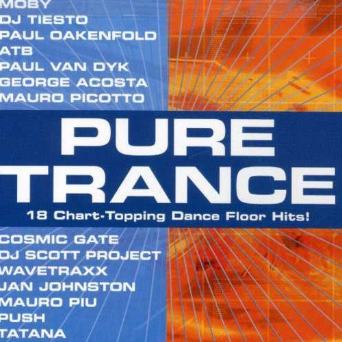 Pure Trance Pure Trance Moby Oakenfold Atb Picotto Van Dyk Acosta Piu Johnston