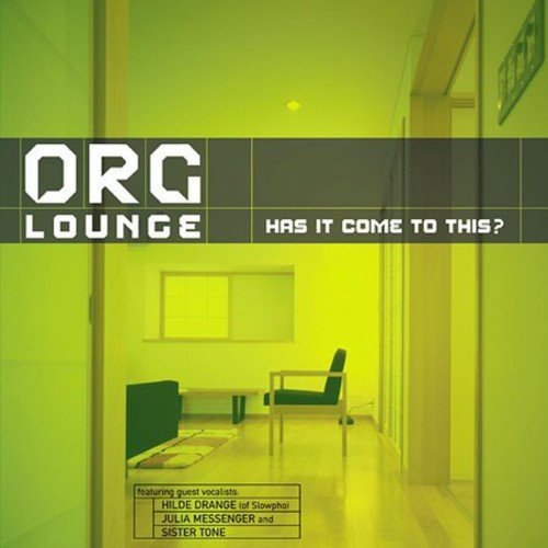 Org Lounge Has It Come To This?