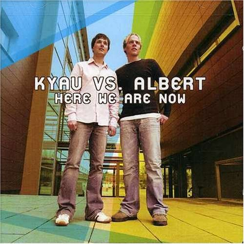 Kyau Vs. Albert Here We Are Now 2 CD Set