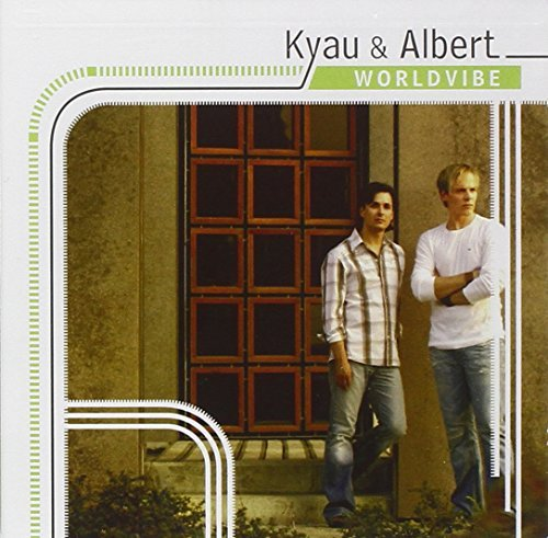 Kyau & Albert Worldvibe Enhanced CD 2 CD Set