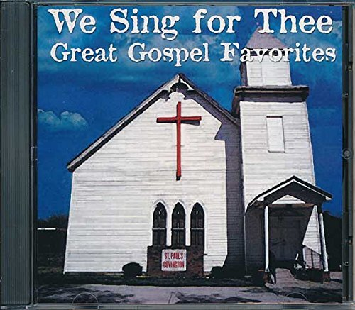 We Sing For Thee Great Gos We Sing For Thee Great Gospel Evans Tarver Walker Andrews Harmonizing Four Soul Stirrers