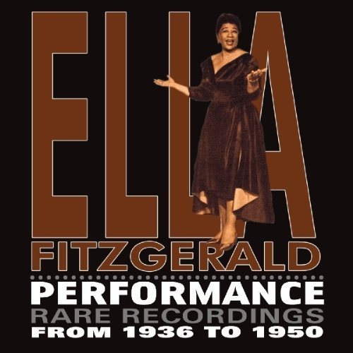 Ella Fitzgerald Performance 2 CD