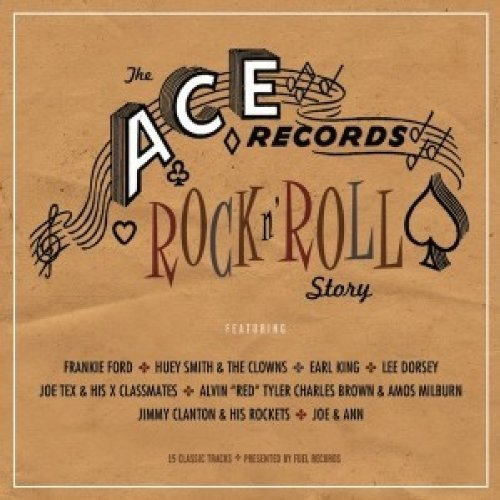 Ace Records Rock 'n' Roll Stor Ace Records Rock 'n' Roll Stor