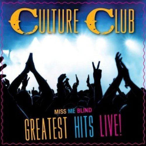 Culture Club Miss Me Blind Greatest Hits Li
