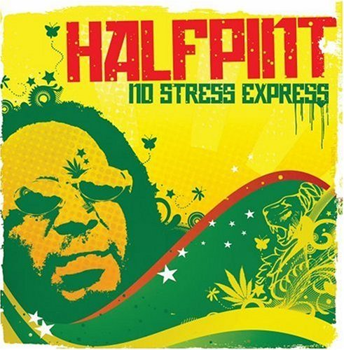 Half Pint No Stress Express CD R