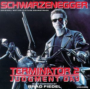 Terminator 2 Judgement Day Soundtrack