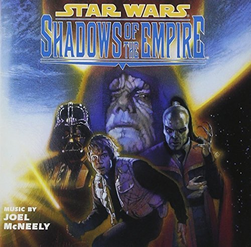 Star Wars Shadows Of The Empir Soundtrack Enhanced CD