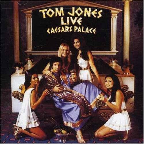 Tom Jones Live Caesars Palace