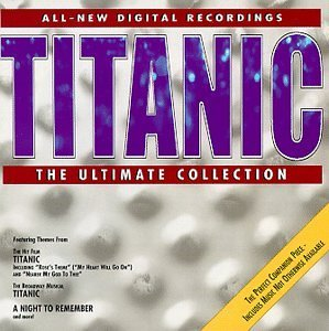 Titanic Themes From The Films & Broadw Hdcd
