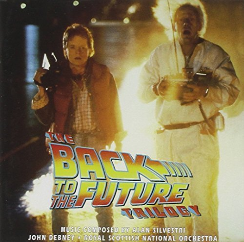 Various Artists Back To The Future Trilogy