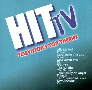Hit Tv Televisions Top Them Hit Tv Televisions Top Themes Ally Mcbeal Frasier Hdcd Friends Er Oz Law & Order
