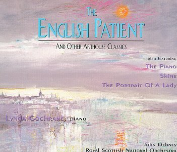 English Patient & Other Art Ho Scores Shine Piano Portrait Of A Lady 2 CD Set