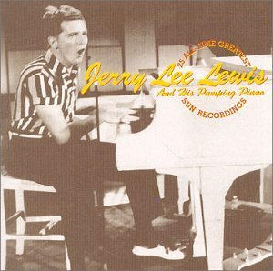 Jerry Lee Lewis 25 All Time Greatest Sun Recor