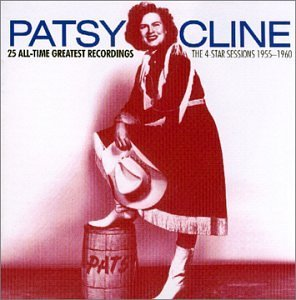 Patsy Cline 1955 60 25 All Time Greatest R