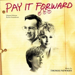 Various Artists Pay It Forward Music By Thomas Newman