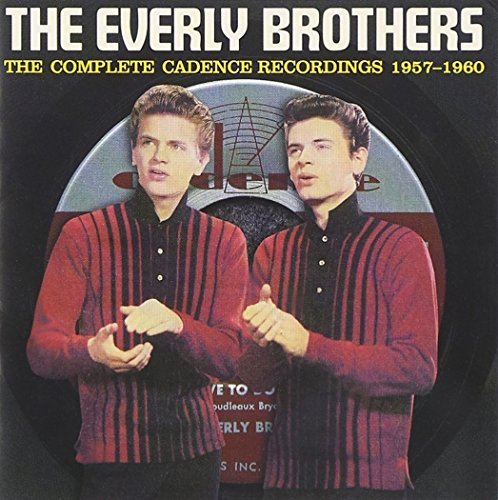 Everly Brothers 1957 60 Complete Cadence Recor 2 CD