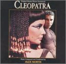 Alex North Cleopatra Music By Alex North Remastered 2 CD