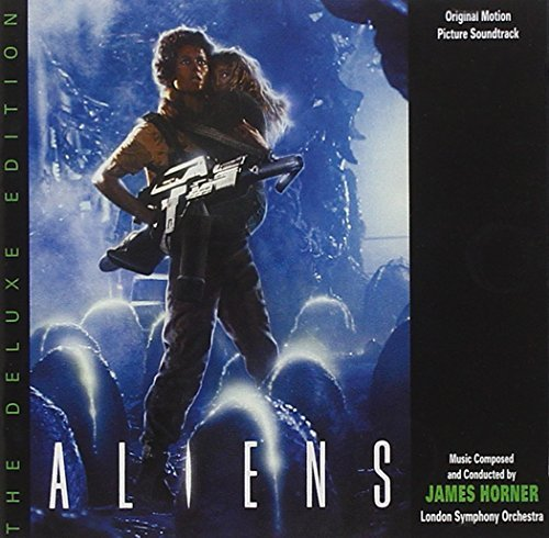 James Horner Aliens Music By James Horner Deluxe Edition