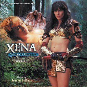 Xena Warrior Princess Vol. 6 Tv Soundtrack 2 CD Set