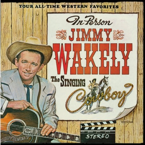 Jimmy Wakely Singing Cowboy