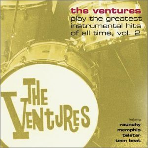 Ventures Vol. 2 Play The Greatest Instr