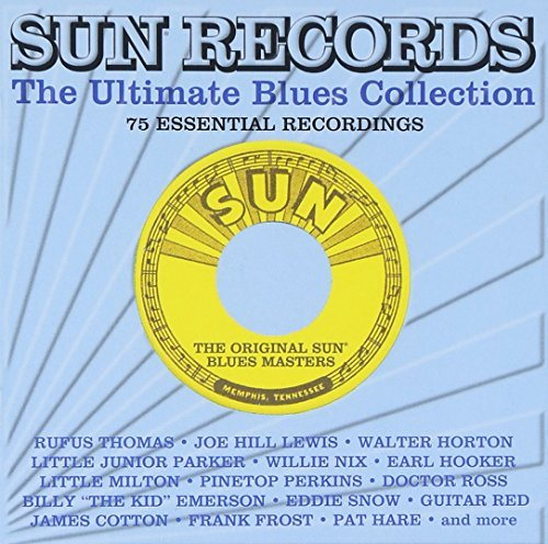 Sun Records Ultimate Blues Co Sun Records Ultimate Blues Co Louis Thomas Perkins Cotton 3 CD