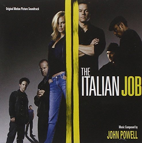 John Powell Italian Job Music By John Powell