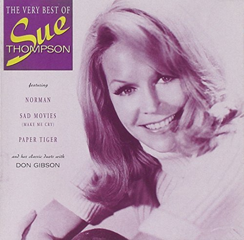 Sue Thompson Very Best Of