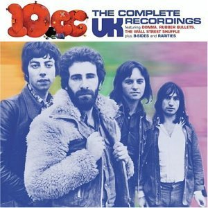 10cc Complete Uk Recordings 1972 74 Remastered 2 CD