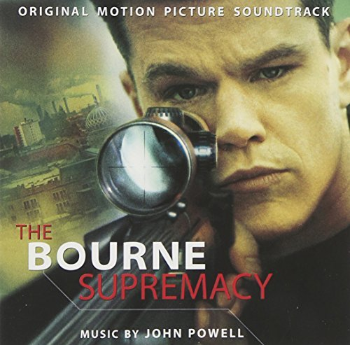 John Powell Bourne Supremacy Music By John Powell
