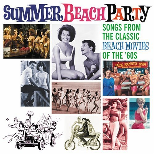 Summer Beach Party Summer Beach Party Loren Exciters Pyramids
