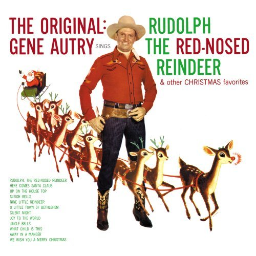 Gene Autry Rudolph The Red Nose