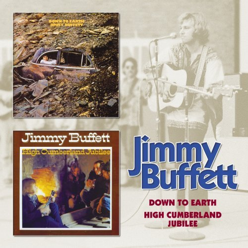 Jimmy Buffett Down To Earth & High Cumberlan 2 CD