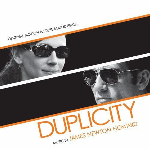 Various Artists Duplicity Music By James Newton Howard