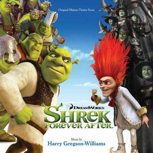 Various Artists Shrek Forever After Music By Harry Gregson William