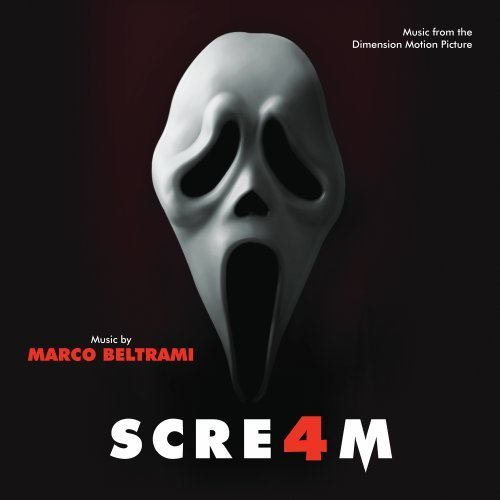 Various Artists Scream 4 Music By Marco Beltrami