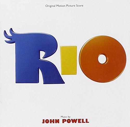 Various Artists Rio Music By John Powell