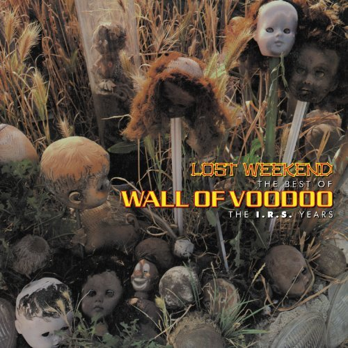 Wall Of Voodoo Lost Weekend The Best Of The I