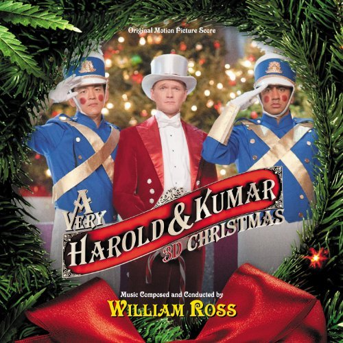 Various Artists Very Harold & Kumar 3d Christm Music By William Ross