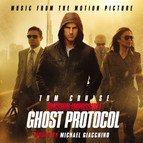 Mission Impossible Ghost Protocol Soundtrack