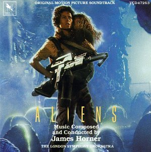Aliens Soundtrack
