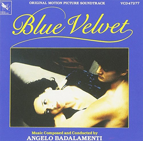Angelo Badalamenti Blue Velvet Music By Angelo Badalamenti