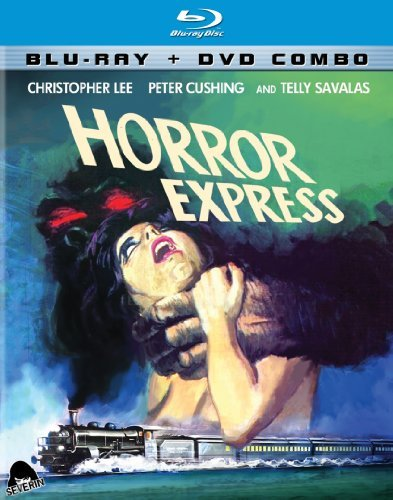 Horror Express Lee Cushing Savalas Blu Ray Ws Nr Incl. DVD