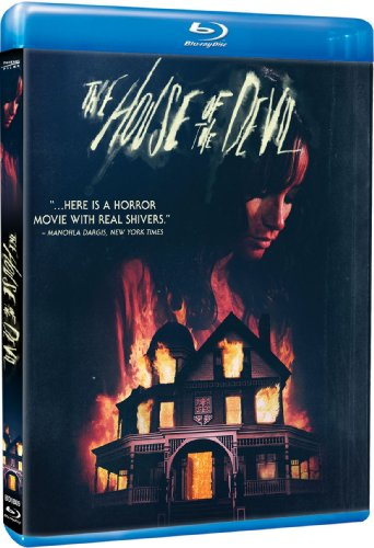 House Of The Devil Donahue Noonan Woronov Blu Ray Ws R