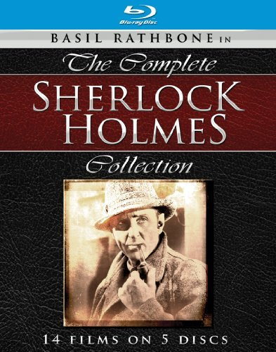 Sherlock Holmes The Complete Sherlock Holmes The Complete Blu Ray Ws Nr 5 Br