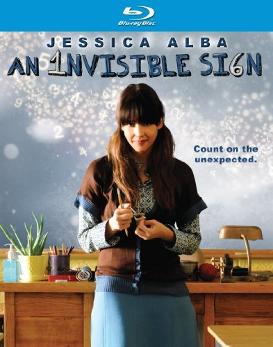 Invisible Sign Alba Messina Simmons Blu Ray Ws Pg13