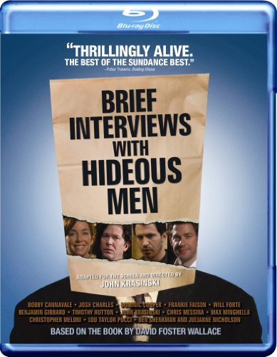 Brief Interviews With Hideous Krasinski Nicholson Hutton Arn Blu Ray Ws R