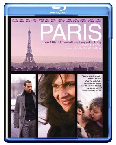 Paris Binoche Duris Laurent Blu Ray Ws Nr