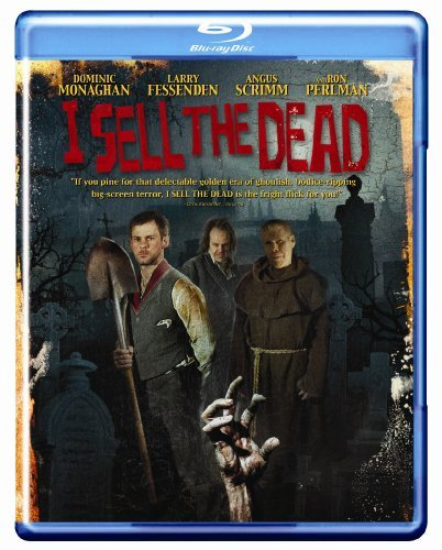 I Sell The Dead Monaghan Perlman Blu Ray Ws R